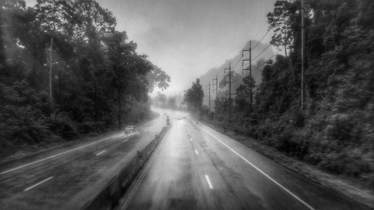 Sturm in Thailand