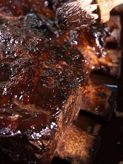 Black Beef Ribs