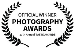 Gewinner des The Taste Awards in der Kategorie Food Photography, Toby Wulff Food Fotograf Berlin