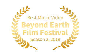 Beyond Earth FIlm Festival, Winner, Toby Wulff Filmproduktion Berlin, Musikvideoproduktion Berlin, Musikvideo