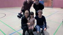 Musikvideoproduktion mit den Kindern der Arche in Berlin