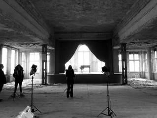Ein Blick hinter die Kulissen des Musikvideodrehs von Déborah Rosenkranz ONE PRAYER