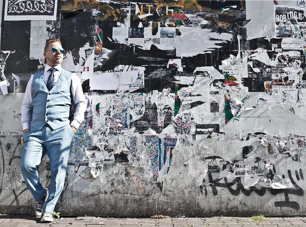 DJ BEN VAN BLUE Toby Wulff Musikvideoproduktion Berlin