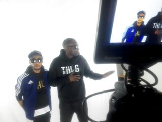 """Zwischen 2Pac Shakur und DJ Tomekk: Ein Blick hinter die Kulissen des Musikvideo-Drehs """"I'm"""
