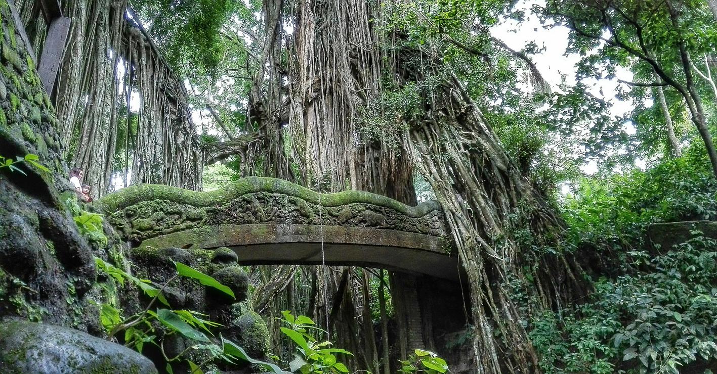 Ubud, Indonesien