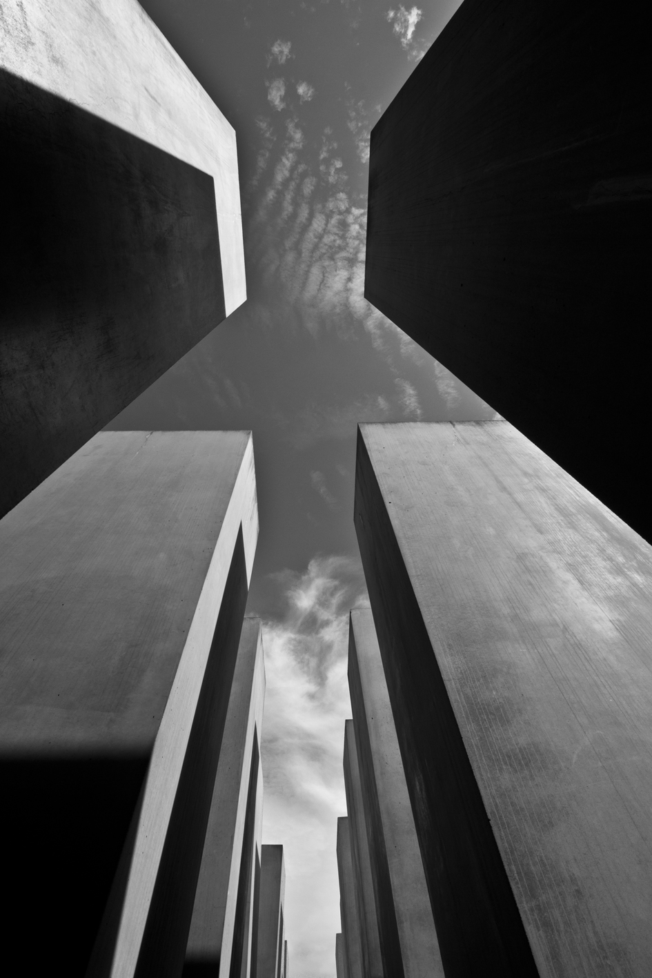 Holocaust Mahnmal, Berlin