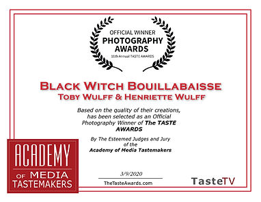 11th-TASTE-AWARDS-Photography-Certificat