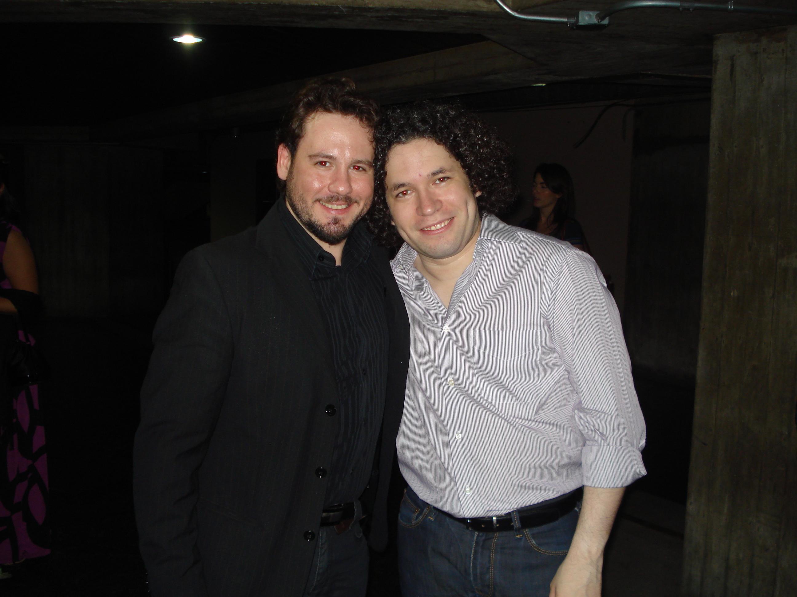 Traviata. Gustavo Dudamel