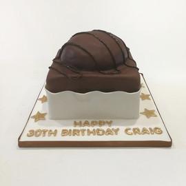 Fondant Fancy Cake