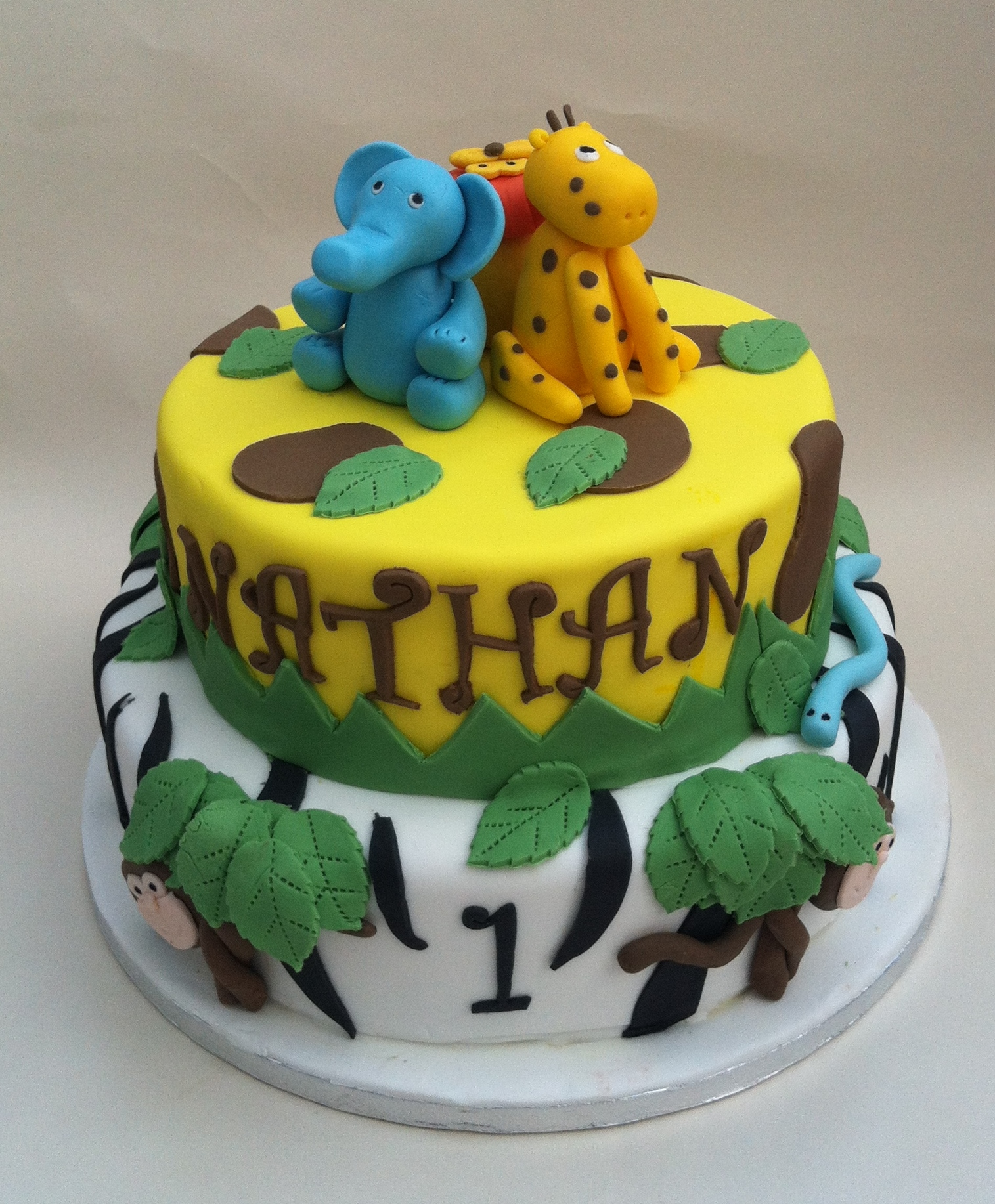 Birthday Cake Image Maker