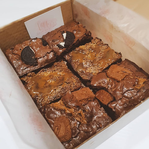 Box of 6 Brownies