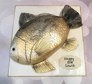 Large Fish Cake