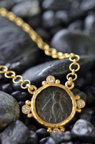 Bee of Ephesus Necklace