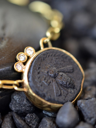 Bee of Ephesus Necklace
