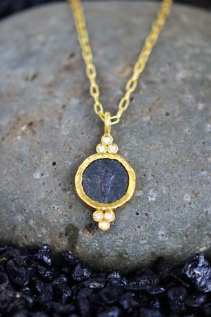 Lily of Jerusalem Necklace