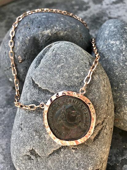 Ancient Roman Emperor Necklace