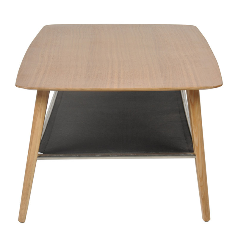 Otto round coffee table with curve (2)