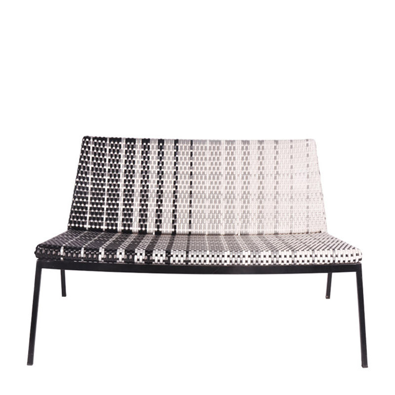 Gradient 2-seater lounge chair (2)