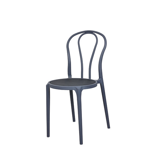 Parker chair with textylene seat (1)