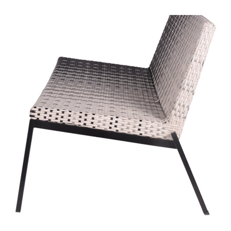Gradient 2-seater lounge chair (3)