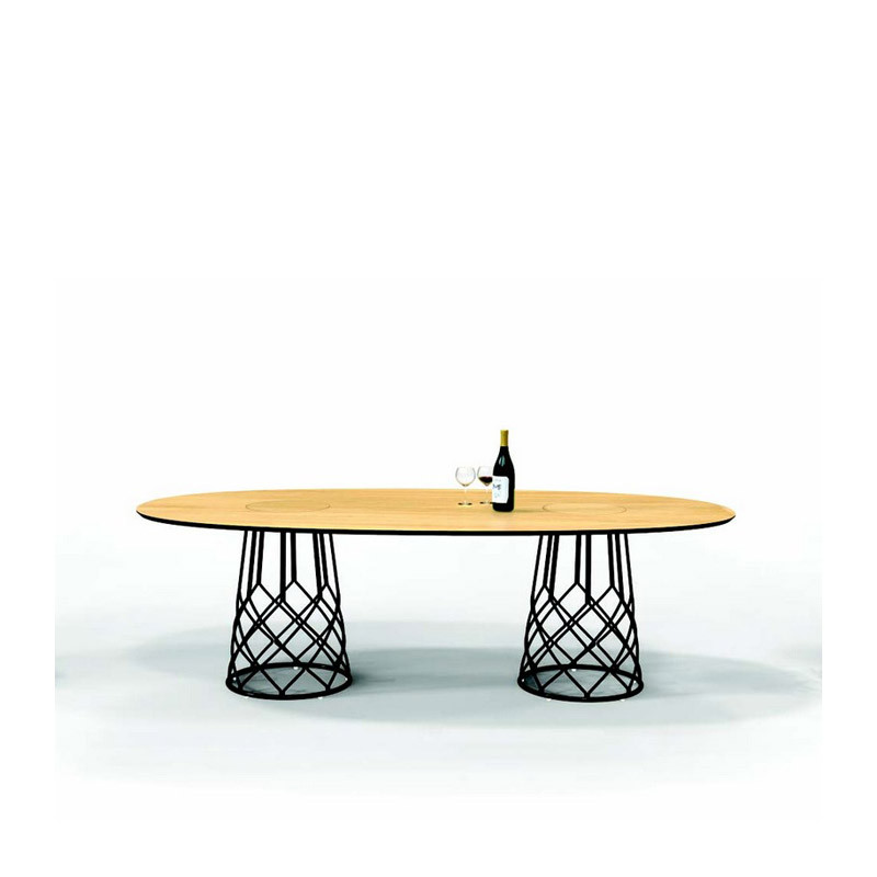 Kanpai large oval table (1)