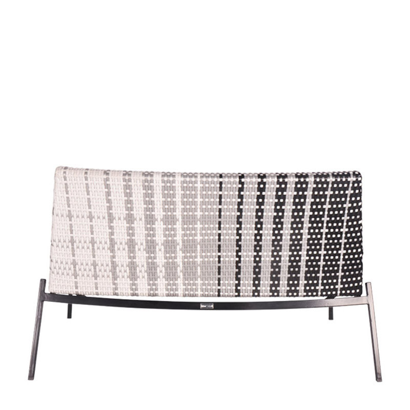 Gradient 2-seater lounge chair (4)
