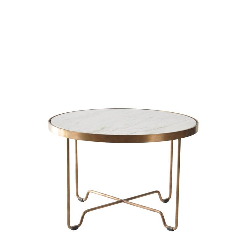 Matrix round coffee table (2)