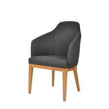 Buona high back chair