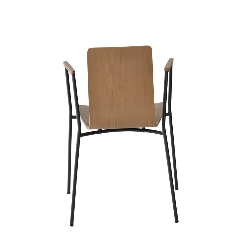 Zeat wooden arm chair (4)