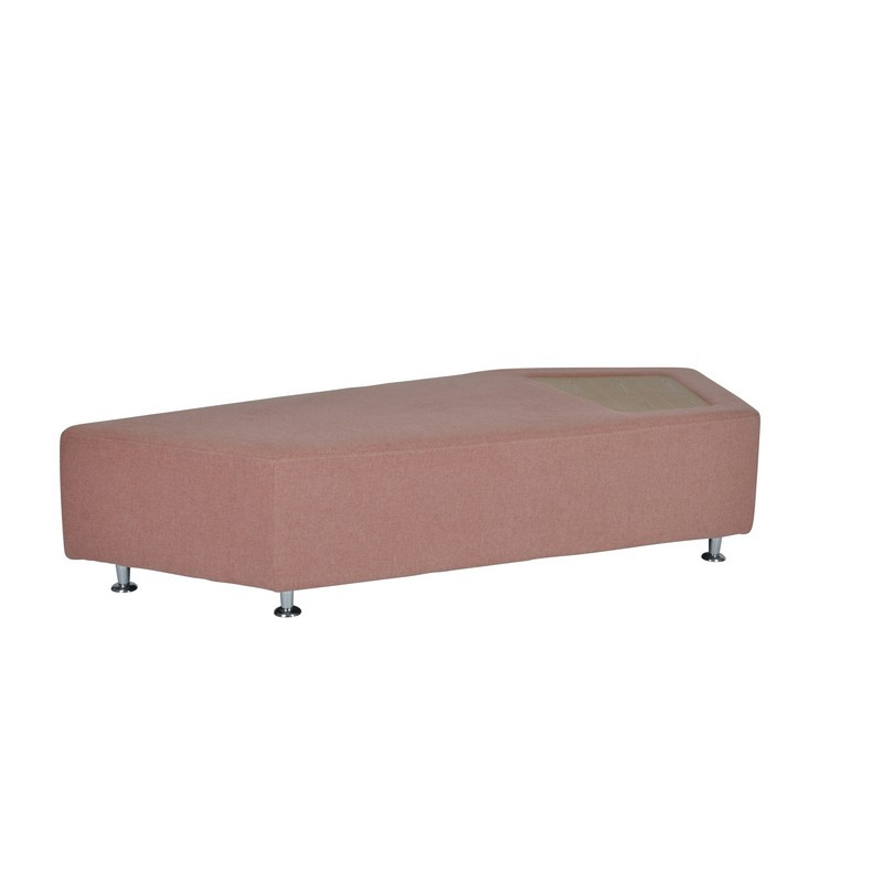 Mosaico large modular seating with tray (1)
