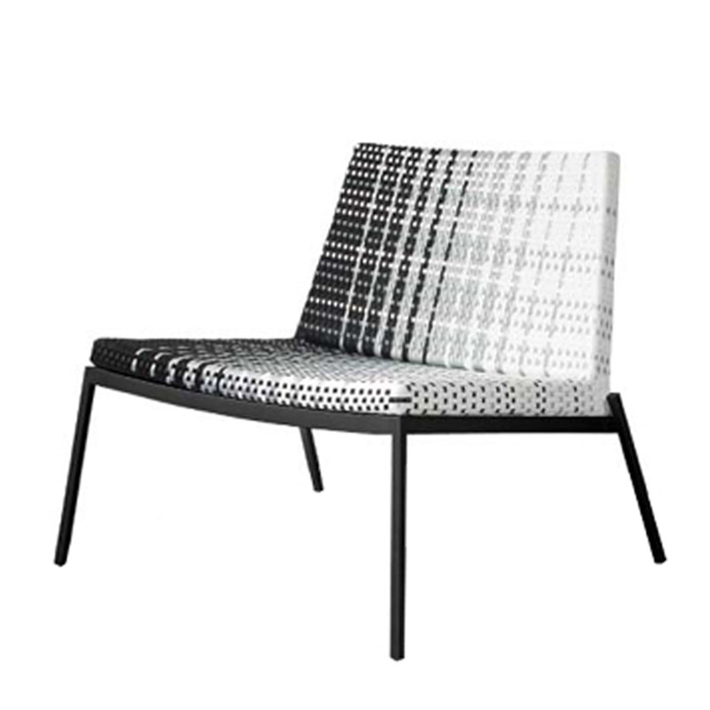 Gradient lounge chair (1)