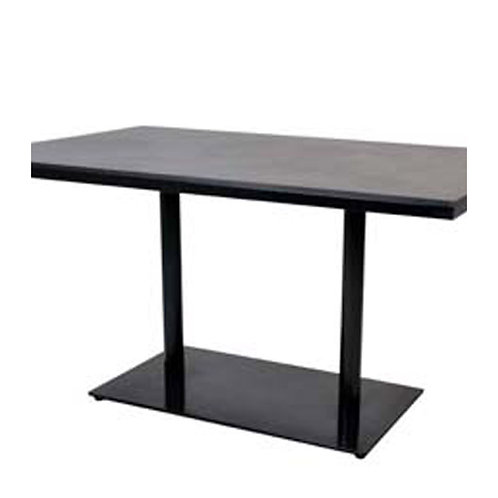 Gradient double shaft dining table (1)