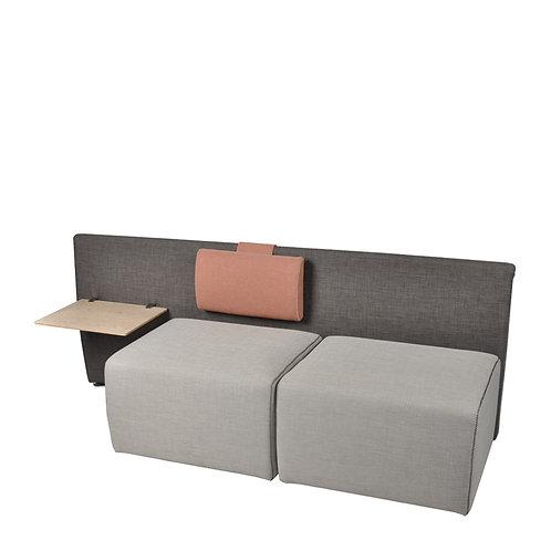 Lai 2-seater lounge (1)