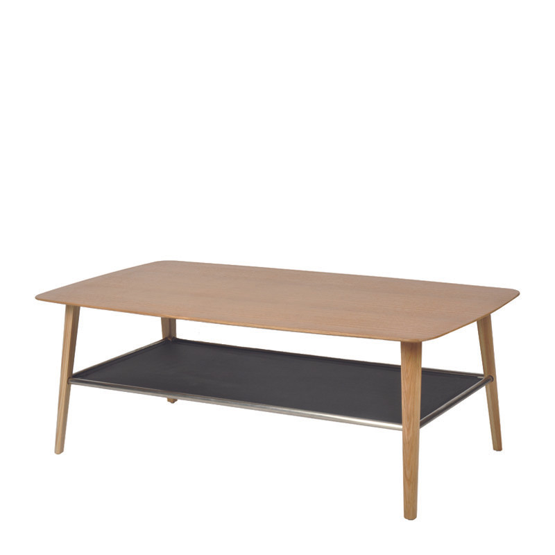 Otto round coffee table with curve (1)
