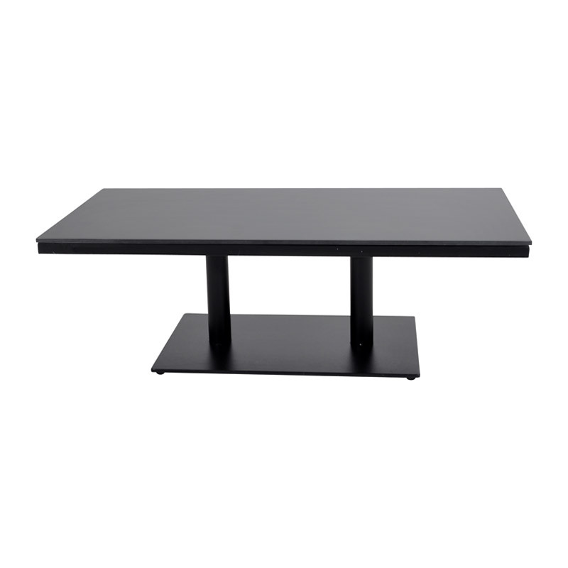 Gradient double shaft coffee table (2)