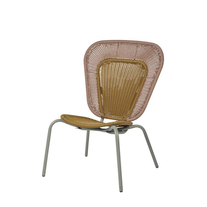 Big leaf chair