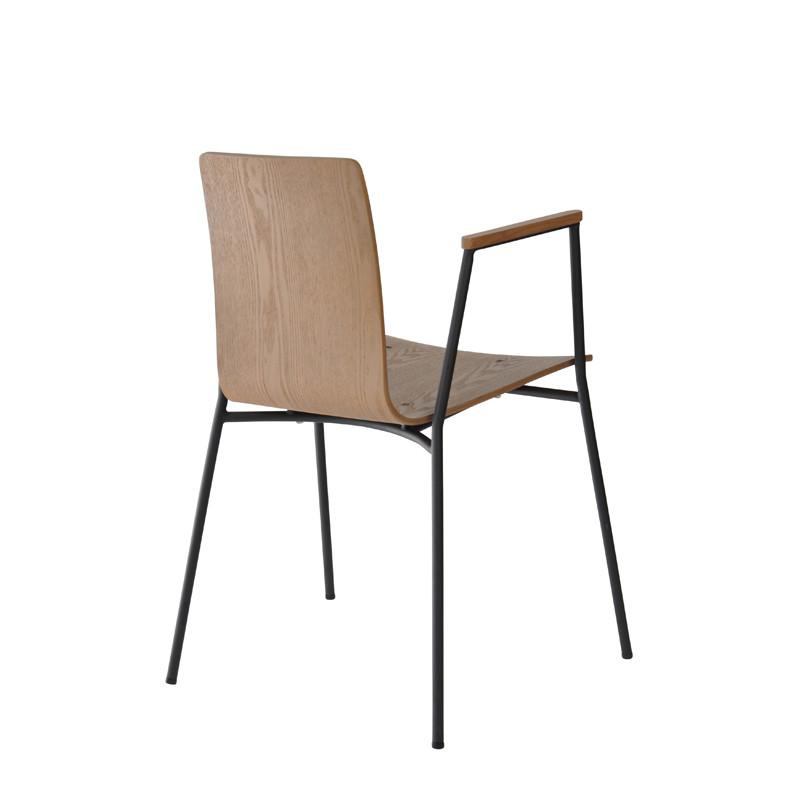 Zeat wooden arm chair (5)