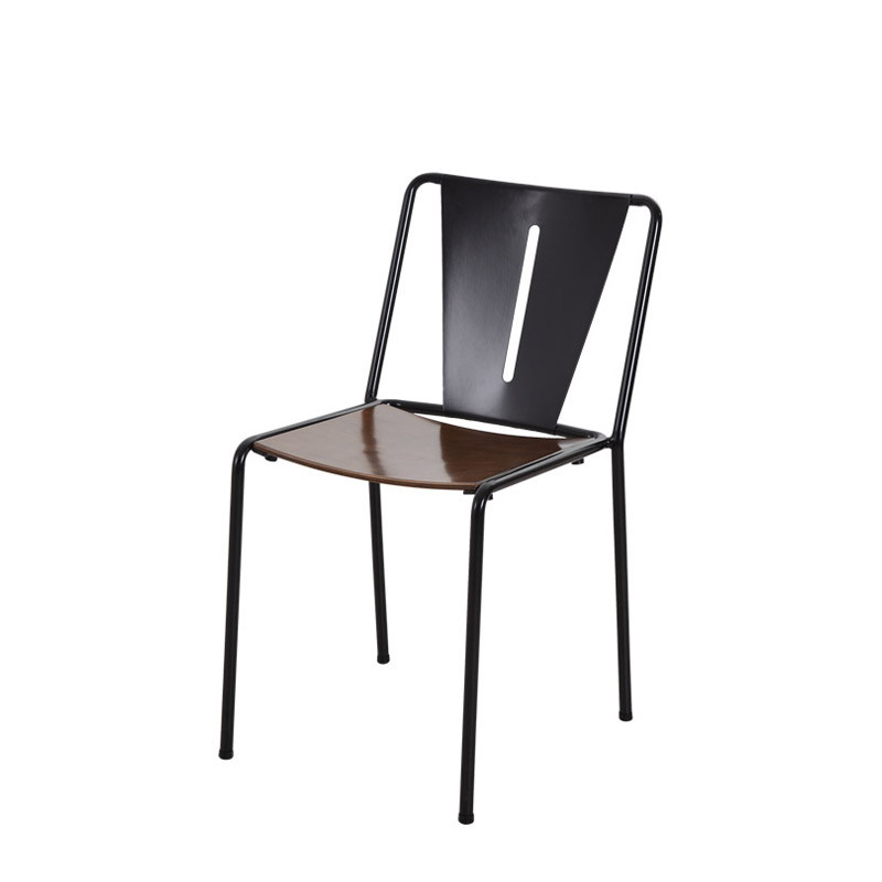 Inicio-V chair with bentwood seat (1)