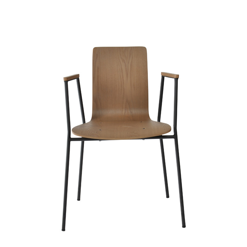 Zeat wooden arm chair (2)