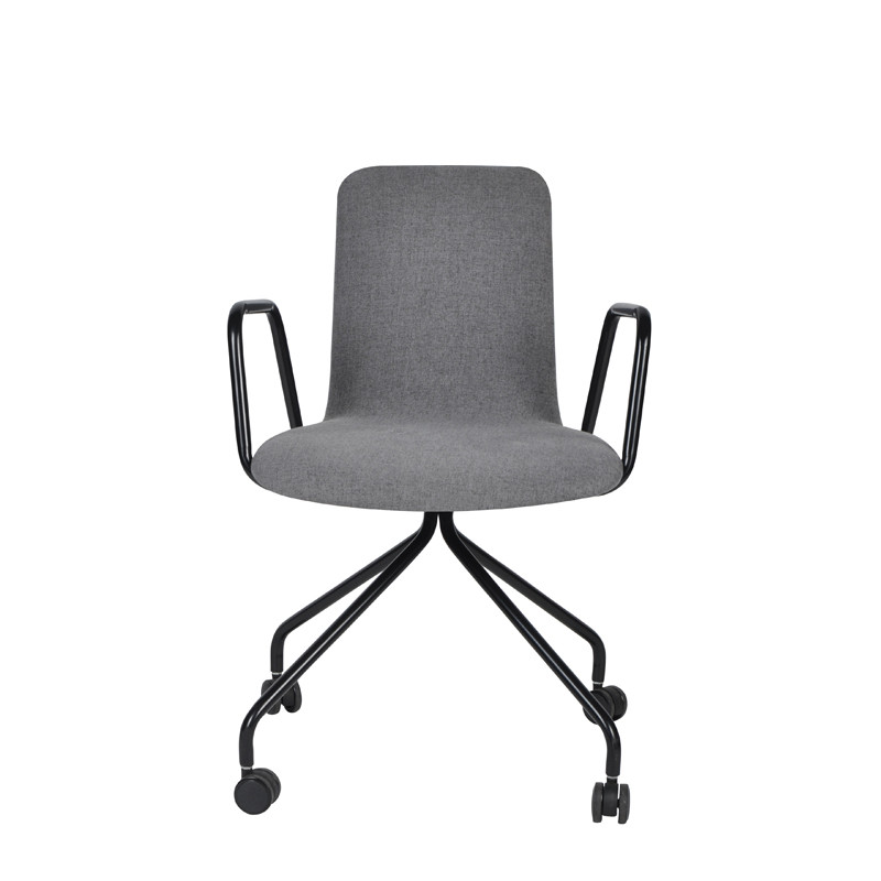 Zeat arm chair with wheel (2)