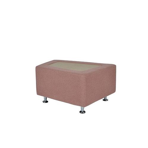 Mosaico modular seating with tray (1)