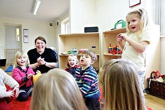 Teacher Led Pre-School Stapeley