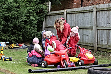 Childrens Activities Nantwich