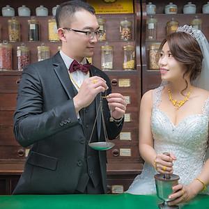 台南婚禮紀錄  宗瑞宜靜自宅儀式