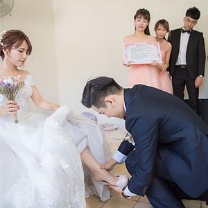 台中婚禮紀錄 芳瑜宗源潮港城