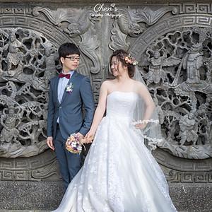 台南婚禮紀錄 湘綾哲欽山西宮活動中心