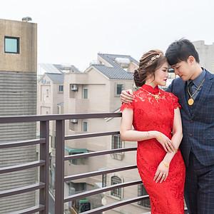 屏東婚禮紀錄 宗軒凱齡自宅儀式