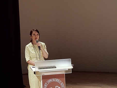 Invited Exhibition and Gallery Talk at Asia Culture Centre, Gwangju, South Korea