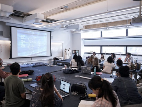 Parsons Invited lecture at Parsons School of Design, 14th July 2018