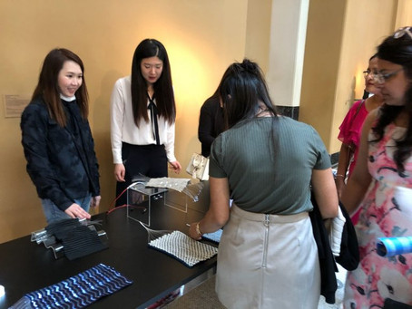 CraftTech at the Victoria & Albert Museum London, 26 May 2018